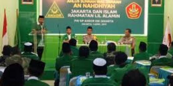 GP Ansor sebut Perppu Ormas Terlambat, Sedangkan Indonesia Darurat Radikalisme