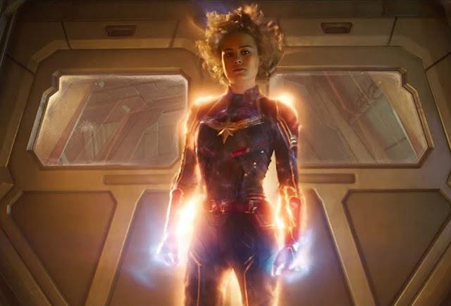 """Capitã Marvel"""""""