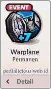 Warplane / T100 Warplane