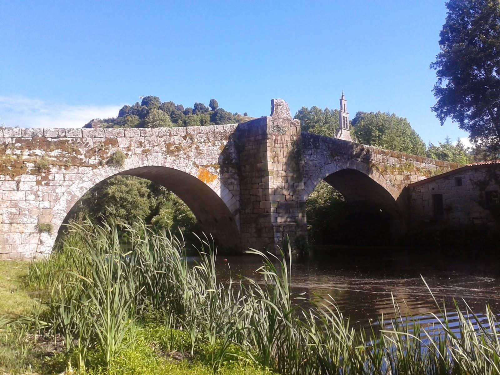 Puente de Vilanova en Allariz