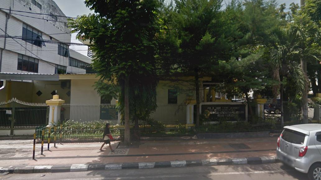 Alamat: Jl. Perak Timur No.514-516, Perak Utara, Pabean Cantian, Kota Surabaya, Jawa Timur