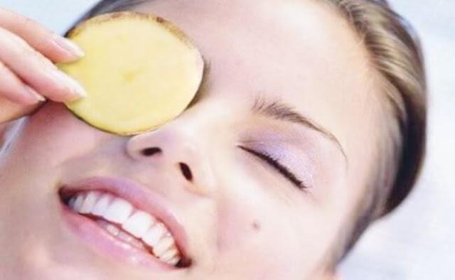 فائدة فوائد البطاطا للبشرة والشعر Benefits-Potatoes-Sk