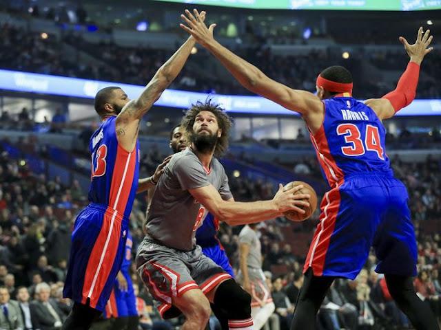 La defense inefficace | PistonsFR actualité des Detroit Pistons en france