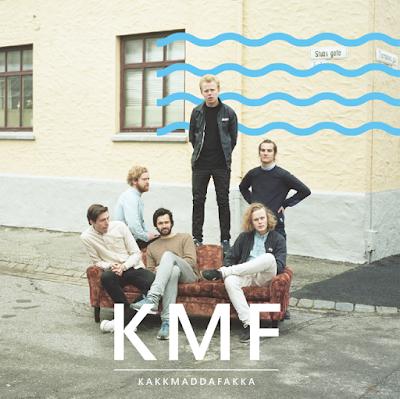 KMF (Kakkmaddafakka) – KMF civer album