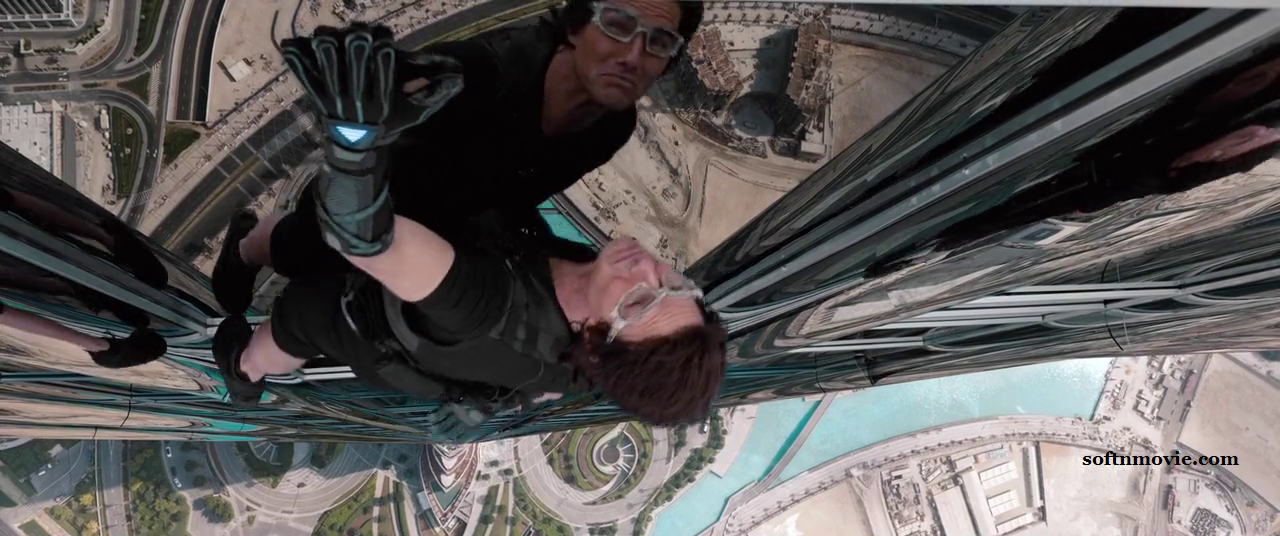 Mission impossible ghost protocol English audio