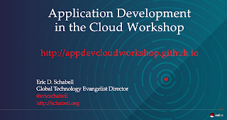 appdev in the cloud