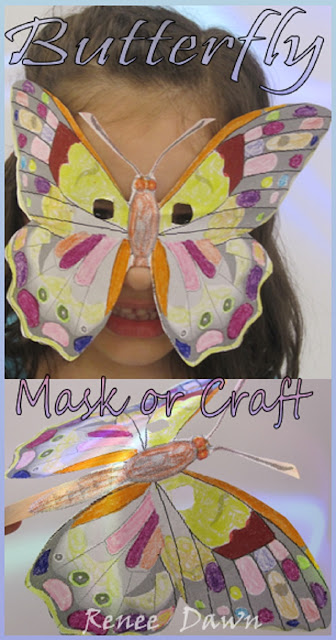 https://www.teacherspayteachers.com/Product/Butterfly-Mask-Flying-Butterfly-Craft-1843355