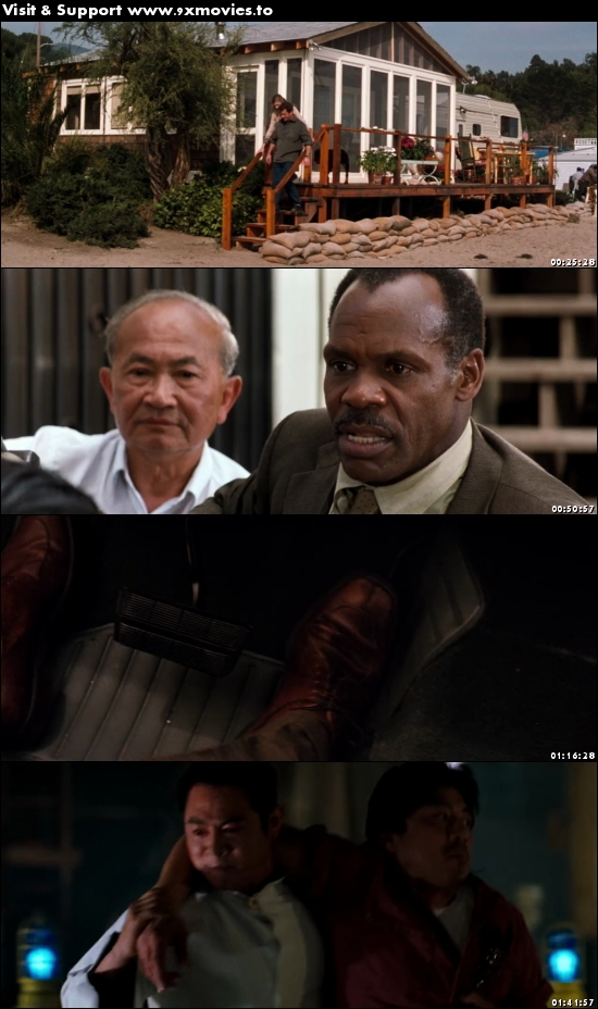 Lethal Weapon 4 (1998) Dual Audio Hindi 720p BluRay 850mb