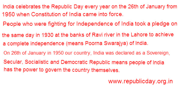Republic Day Speech Essay for 8th Class Students, Kids, Childs