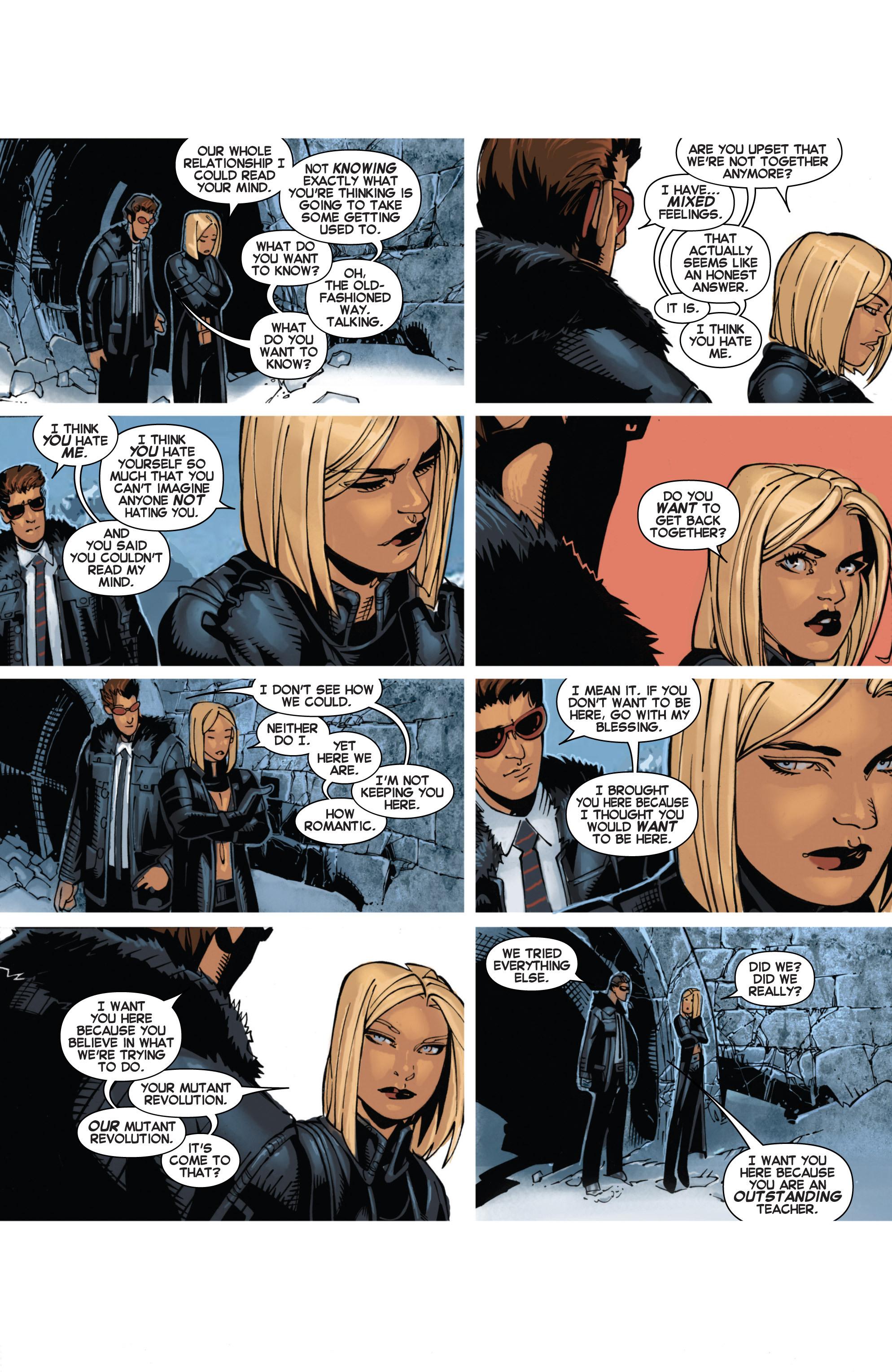 Read online Uncanny X-Men (2013) comic -  Issue #2 - 6