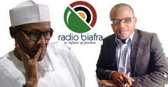 BIAFRA BREAKING NEWS ONLINE: How Buhari Allegedly Orders DSS To Steal Nnamdi Kanu's Case File From Court Registrar