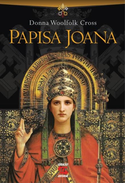 Papisa Joana Donna Woolfolk Cross