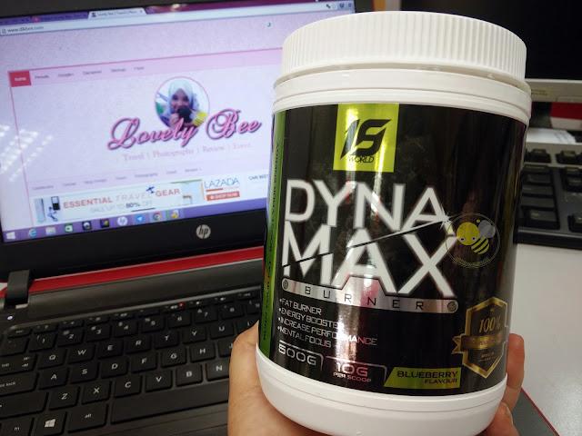 DYNAMAX18 Berkesan Untuk Kurus