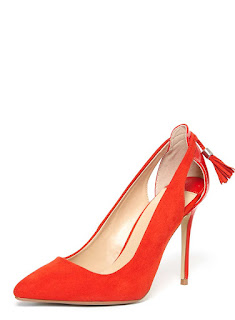 Dorothy Perkins red heels