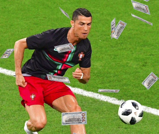 Cristiano Ronaldo makes over $108 million a year—here's how he spends his millions [See video]