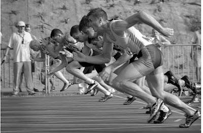 Sprint membentuk tubuh