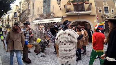 Karnawał Sycylia Taormina