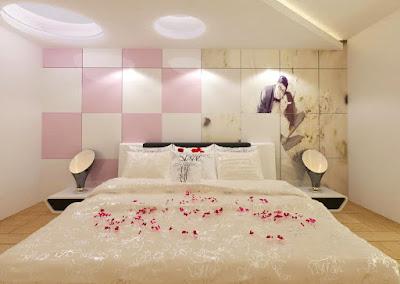 Ide Dekorasi Romantis Kamar Pengantin yang Elegan