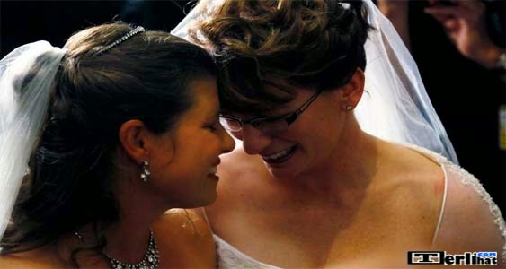Foto – Foto Pernikahan Sesama Jenis Paling Gila