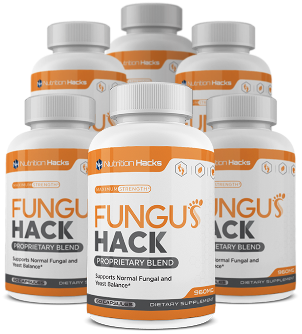 Fungus Hacks - Fungus Removal Supplement