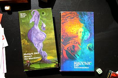 Mozart für Marsianer (1973) und LSD-Astronauten (1971)
