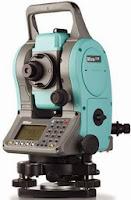 Desain Teknologi Superior Total station  Nivo series 3/5m Nikon