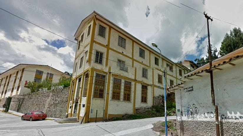Onde ficar em Cusco - review hotel Don Bosco - Google Maps