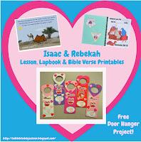 http://www.biblefunforkids.com/2013/07/genesis-isaac-rebekah.html