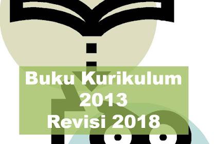 Materi Matematika dalam Buku  Kelas IV Sekolah Dasar Kurikulum 2013 Revisi 2018
