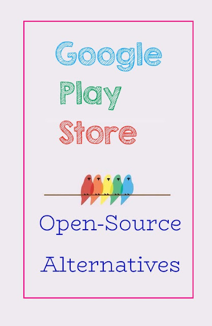 Open Source alternative for Google Play Store