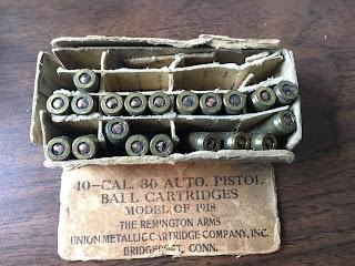 .30 Pederson Ammo