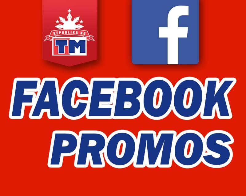 TM Facebook Promo