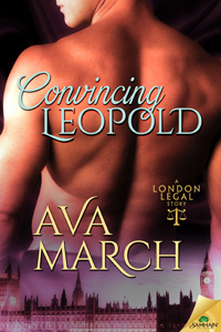 Convincing Leopold by ava march s