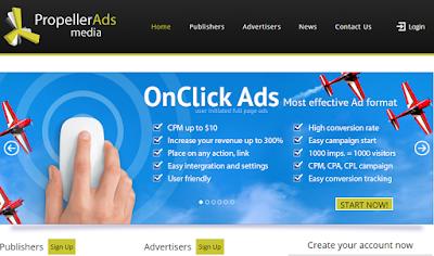 Alternatif adsense mantap untuk blog