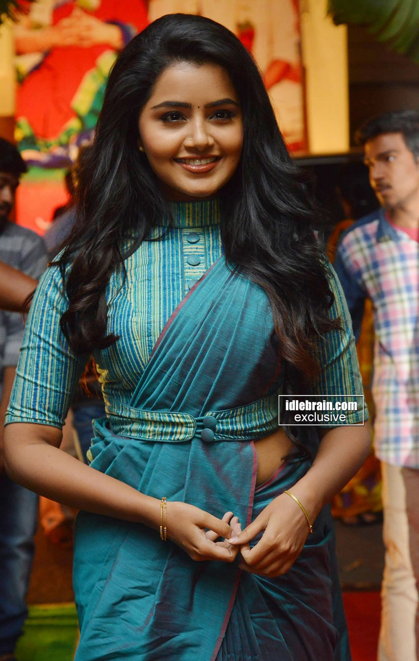 Http Www Mallufun Com 2017 01 Anupama Parameshwaran Latest Photos From Satamanam Bhavathi Audio Launch Html M 1