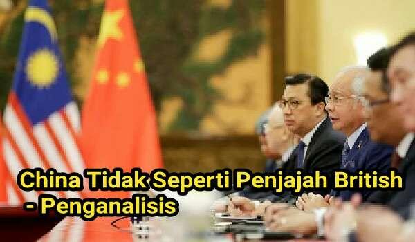 China Tidak Seperti Penjajah British - Penganalisis