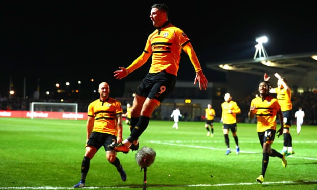 Sunday's FA Cup Roundup: Leicester And Fulham Stunned As Non League Barnet Go Through