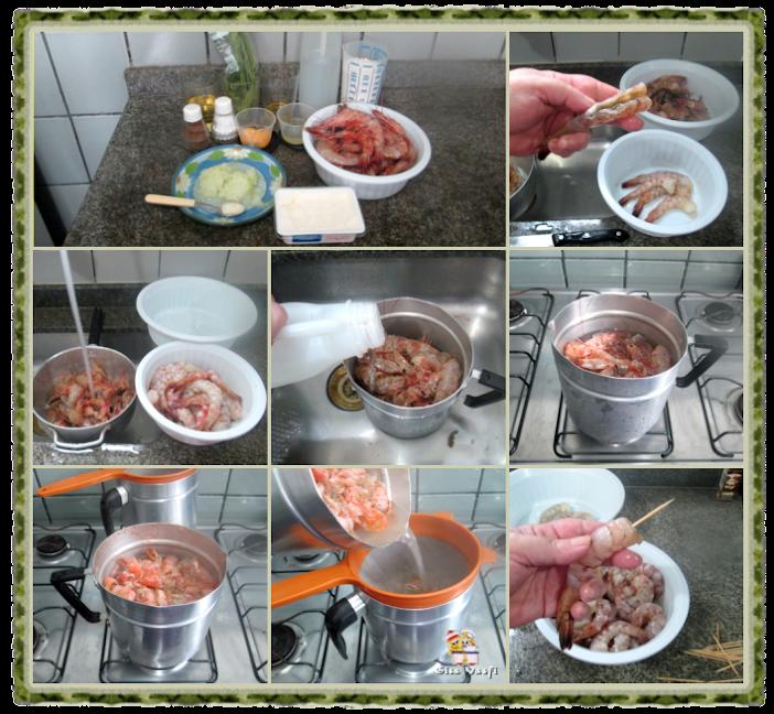 Camarão empanado 2