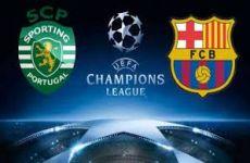 Sporting Lisboa vs. Barcelona FC: hoy 27 de septiembre, a que hora juegan y que canales de T.V. lo transmiten en vivo y en directo (Champions League 2017-18)