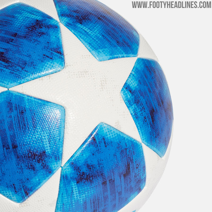 669efe0415 All-New  Adidas 2018-19 Champions League Ball Released - Footy Headlines