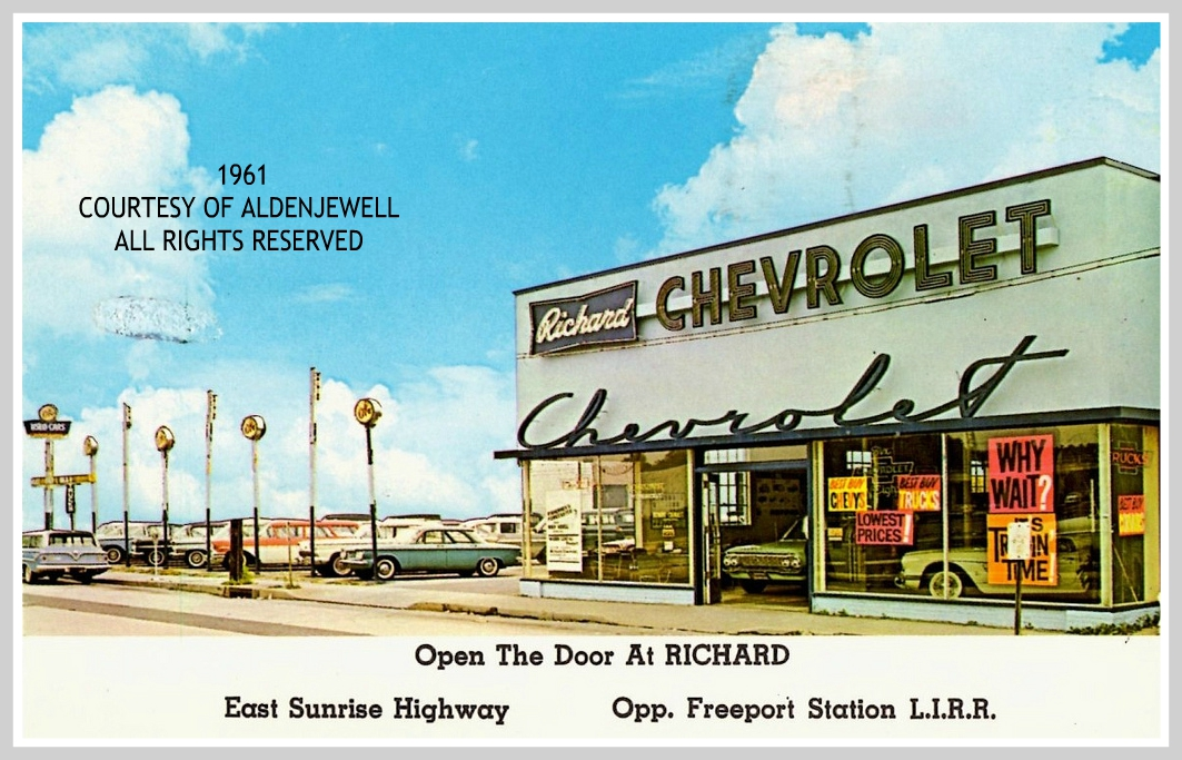 EverythingCroton: FABULOUS PHOTO ALBUM: VINTAGE CAR DEALERSHIPS