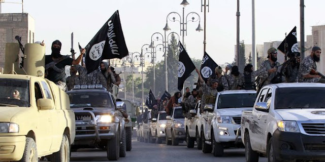 Belgia ekstradisi warga Rusia pendukung ISIS