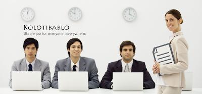 Kerja Online Mengetik di Kolotibablo