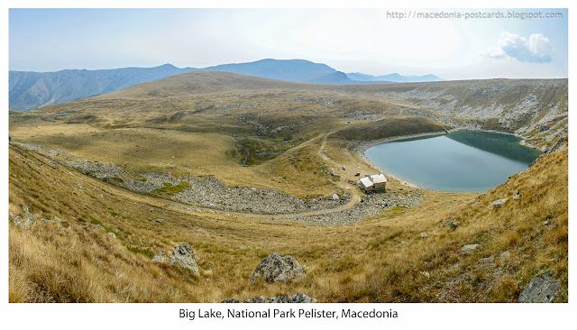 Big Lake - Pelister National Park
