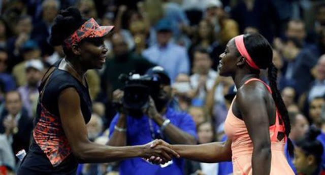 Venue Williams ousted from U.S open
