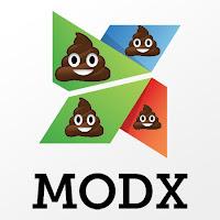 MODX говно