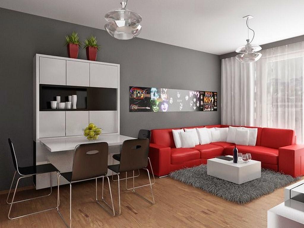 The Living Room Design Ideas Contemporary