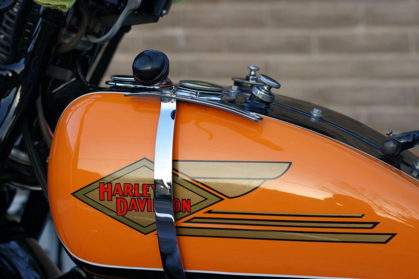 Harley Davidson Colors >> Musings Of A Motorcycle Aficionado 1934 Harley
