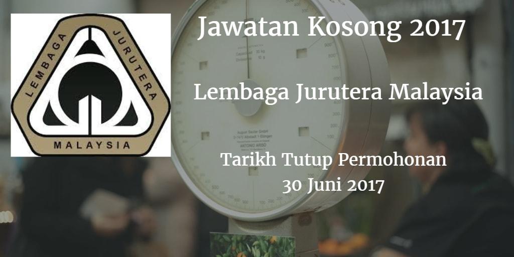 Jawatan Kosong Lembaga Jurutera Malaysia 30 Juni 2017