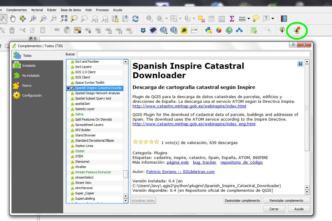 Cartografía Digital: Cartografía Catastral en QGIS